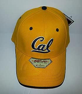 University Of California Berkeley CAL Golden Bears 3D Embroidered Hat Flexfit Fitted Cap OSFM