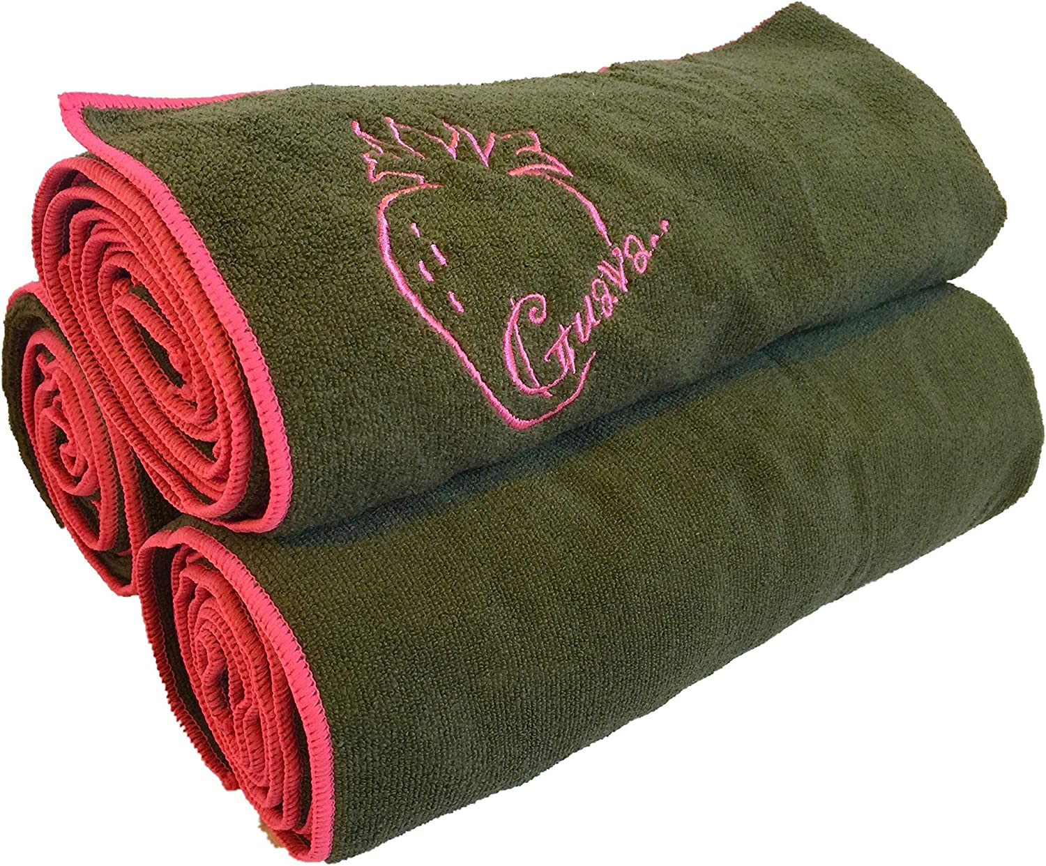 Yoga Towel Non Slip Premium Highly Durable Microfiber Perfect for Bikram Yoga