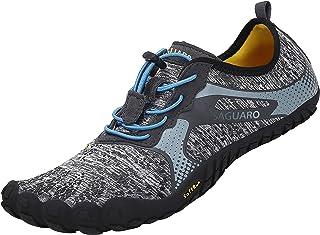 SAGUARO Barefoot Zapatillas de Trail Running Minimalistas Zapatillas de Deporte Exterior Interior Zapatos de Deportes Acua...