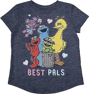 Jumping Beans Toddler Girls Best Pals SS Tee