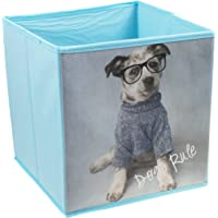 Clever Creations Folding Storage Organizer Cube