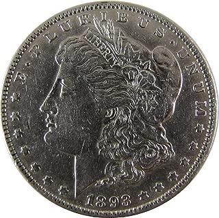 1893 s silver dollar