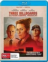 Three Billboards Outside Ebbing, Missouri (Blu-ray/Digital Copy)