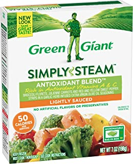 green giant vegetable steamers