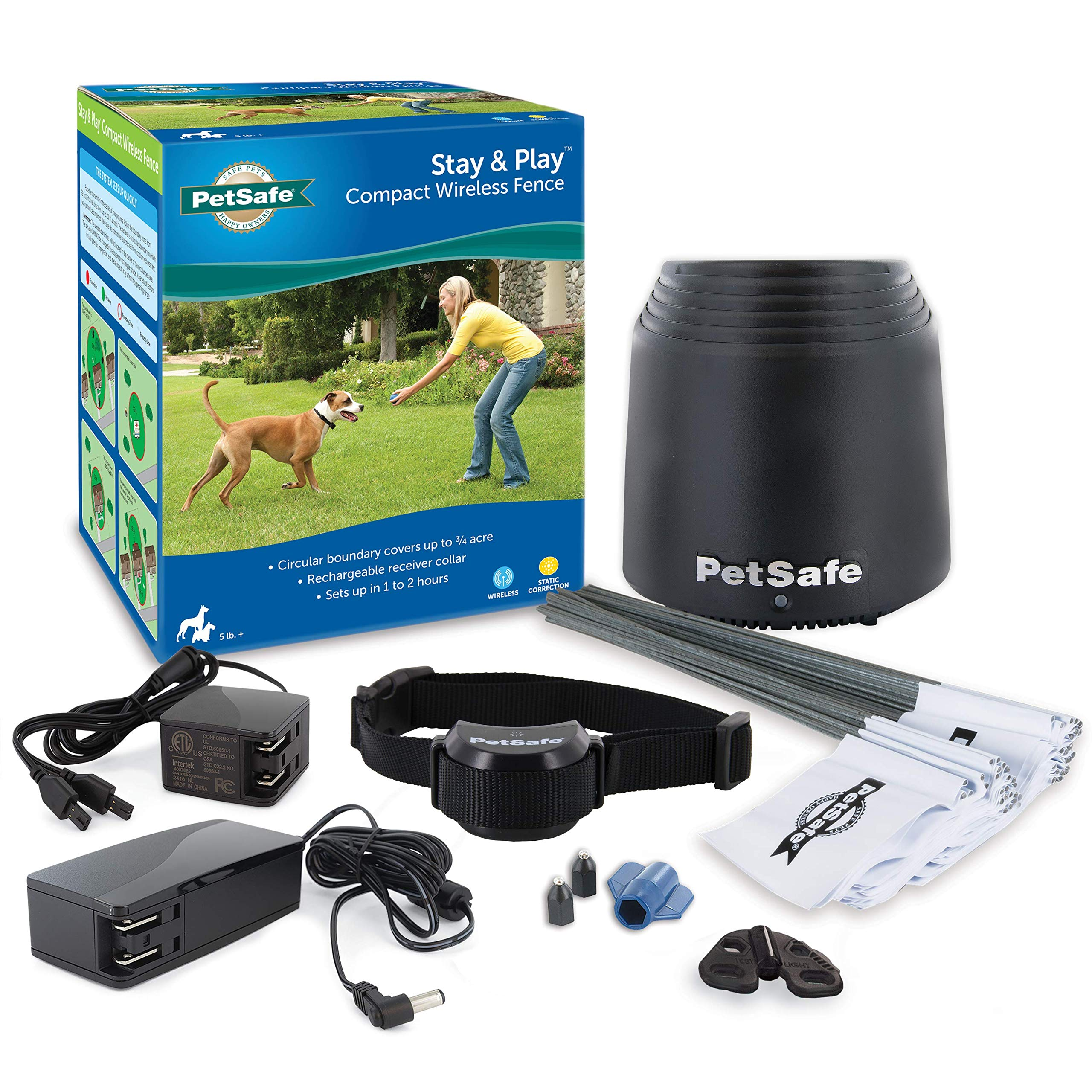 PetSafe Wireless Waterproof Rechargeable Correction