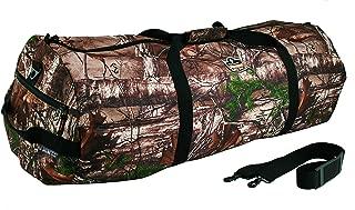 Travel Duffel Bag, Hunting Fishing Gear, RealTree Camo, Large, Ergodyne Arsenal