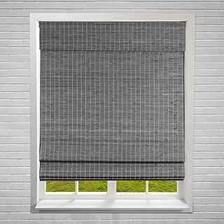 Calyx Interiors A04CBP340600 Cordless Bamboo Blind, 34