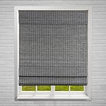 Calyx Interiors A04CBP344600 Cordless Bamboo Blind, 34.5