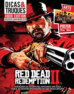 Superpôster Dicas e Truques Xbox Edition - Red Dead Redemption II