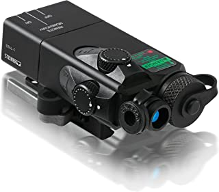 Steiner 9055 OTAL-C Offset Aiming Laser - Classic, Red Laser