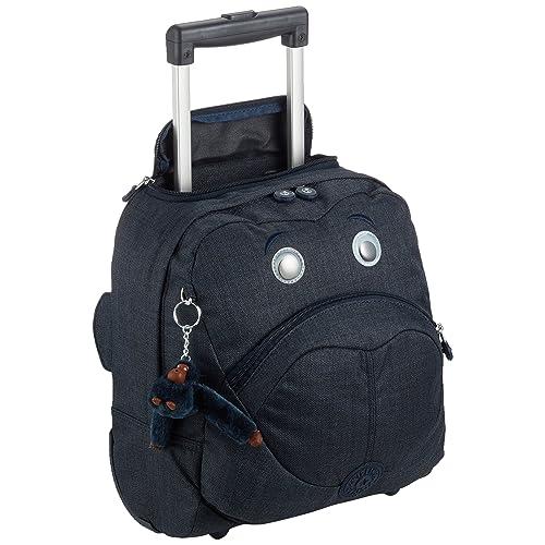 9c9ef0bc75 Kipling - WHEELY - Wheelded School Bag - Jeans True Blue - (Blue)