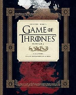 Inside HBO's Game of Thrones: Seasons 3 & 4