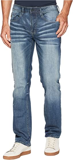 Six-X Straight Leg Jeans in Soft and Tinted