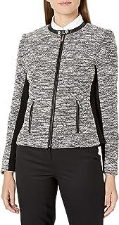 CALVIN KLEIN Women's Tweed Jacket