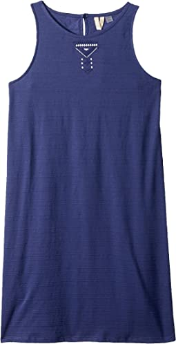 Roxy Kids Take Me Back Tank Dress (Big Kids)