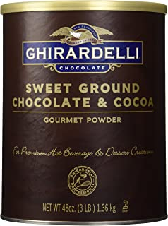 ghirardelli dark chocolate hot cocoa mix