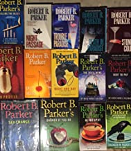Jesse Stone Series Collection by Robert B. Parker 10 Book Set