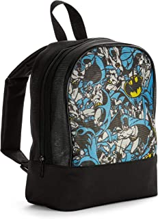 DC Comics Batman Mesh Mini Backpack
