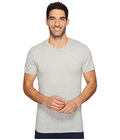 Polo Ralph Lauren Supreme Comfort Knit Crew Tee (Andover Heather) Men