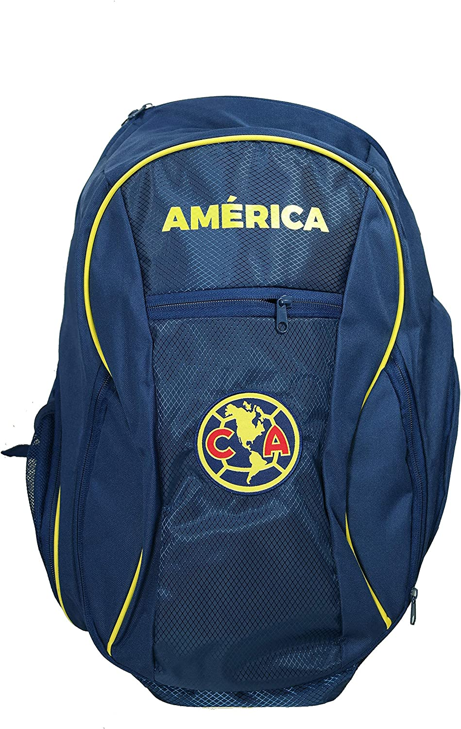 SALENEW very popular Club America Authentic Official Soccer Licensed Max 72% OFF Product Backpack