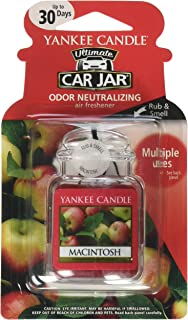 Best yankee candle macintosh car freshener Reviews