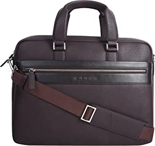 Cross Oak Brown Softsided Briefcase (AC021111N-3)