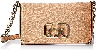 Calvin Klein Signature Small Flap Xbody Bag, 16 cm, K60K606035
