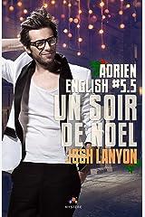 Un soir de noël: Adrien English, T5.5 Format Kindle