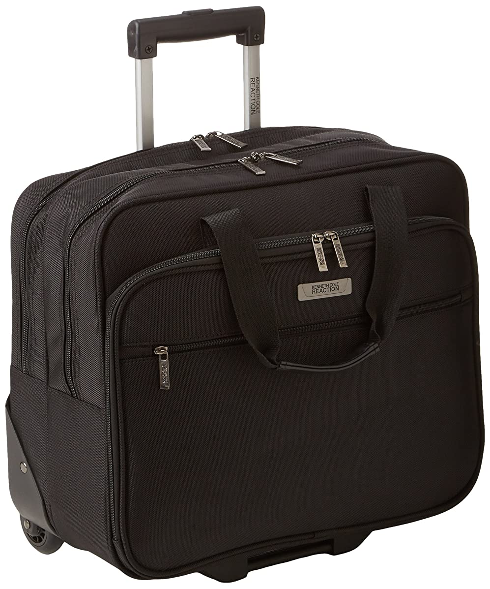 Kenneth Cole Reaction 1680d Polyester Dual Compartment 17