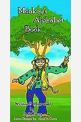Monkey's Alphabet Book Kindle Edition