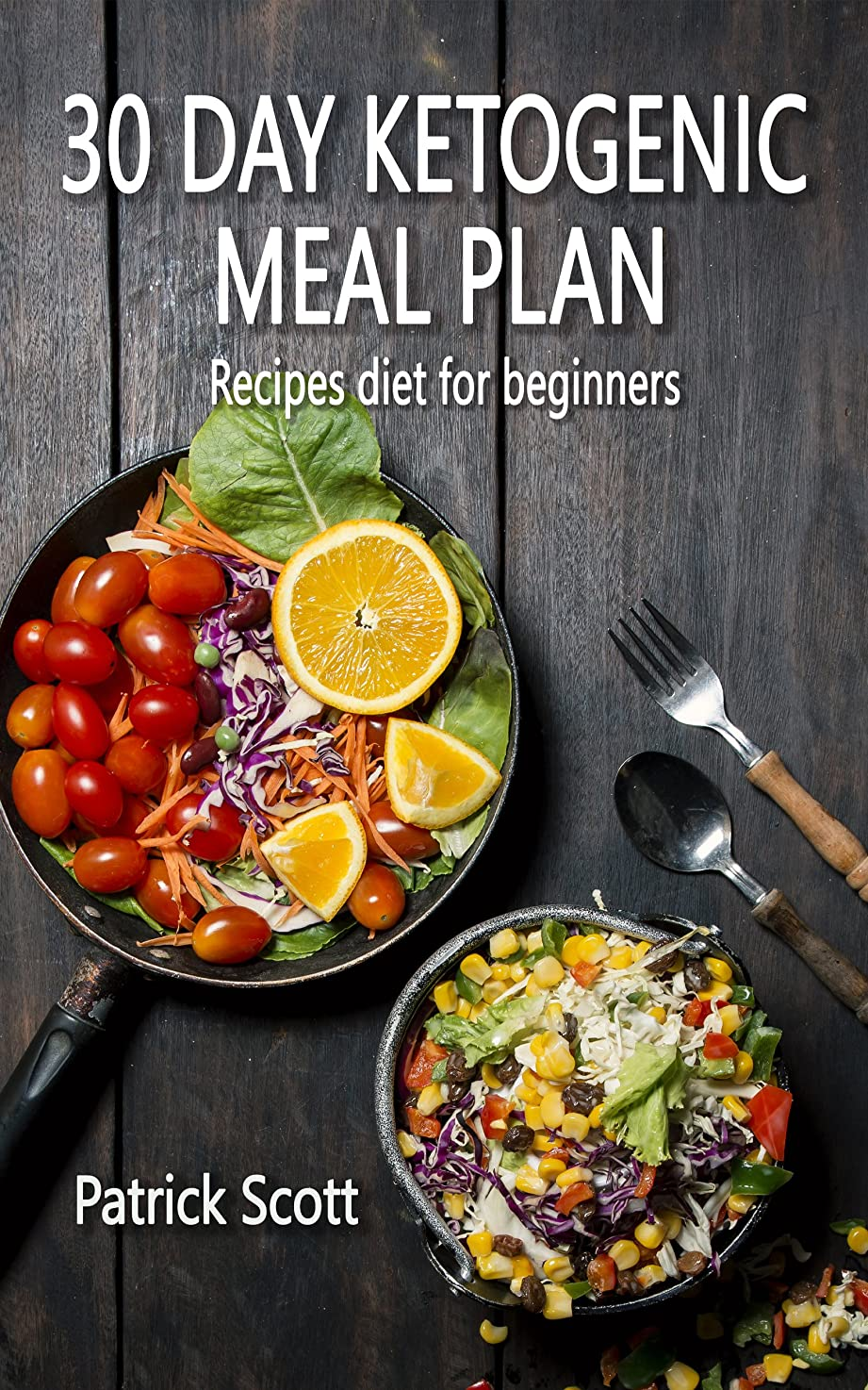 30 DAY KETOGENIC MEAL PLAN: A recipes diet for beginners (English Edition)