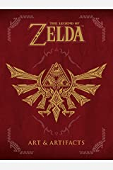 The Legend of Zelda: Art & Artifacts (English Edition) Formato Kindle