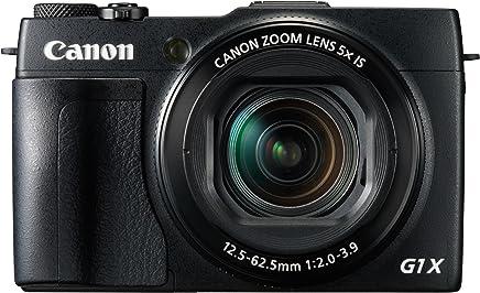 Amazon.es: Canon G1X Mark III - Negro