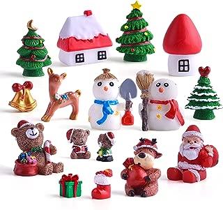 Best tiny christmas figurines Reviews