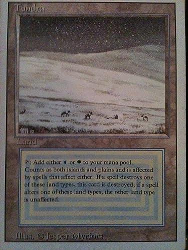 nueva gama alta exclusiva Tundra by Magic  the the the Gathering  más descuento