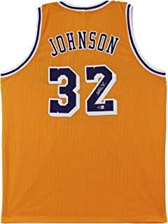 Amazon.com: lakers autographed jersey