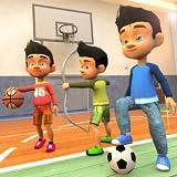 School Summer Sports Athletics Championship: New Sports Games For Kids 2019
