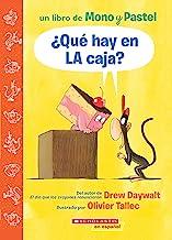 Un Mono y Pastel: ¿Qué hay en la caja? (What Is Inside This Box?): Un libro de Mono y Pastel (Monkey and Cake nº 1) (Spani...