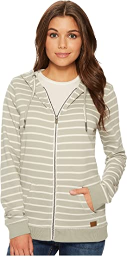Roxy - Trippin Stripe Fleece Top