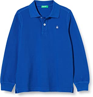United Colors of Benetton Camisa de Polo para Niños
