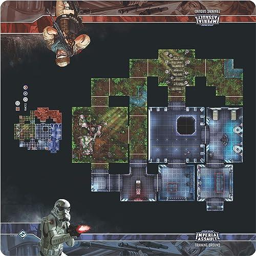 Star Wars IA Skirmish Maps Training Ground - English