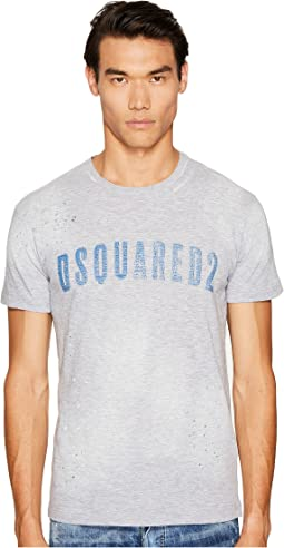 DSQUARED2 - Clothes Line Wash T-Shirt