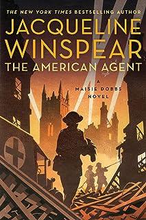 The American Agent: A Maisie Dobbs Novel (Maisie Dobbs, 15)