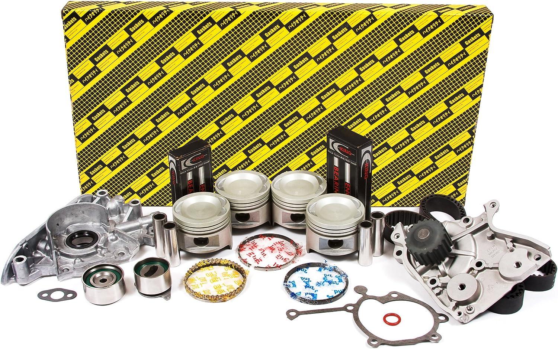 25% OFF Evergreen OK6003 0 Fits 87-93 Mazda 8V B2200 2.2 F2 SOHC free shipping Eng