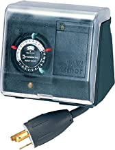 above ground pool timer twist lock