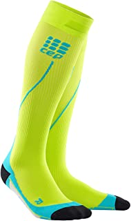 CEP Men's Progressive+ Compression Run Socks 2.0 for Running, Crossfit, Fitness, Calf Injuries, Shin Splits, Recovery, and...