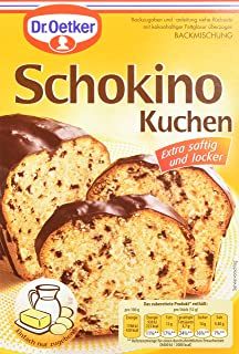Dr. Oetker Schokino-Kuchen, 8er Pack 8 x 480 g Packung