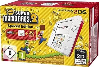 Nintendo 2DS blanc-rouge + New Super Mario Bros. 2
