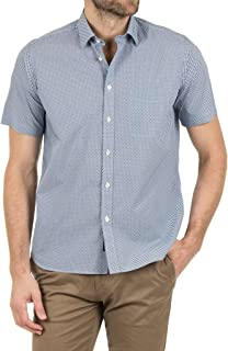 Blazer Men's Cole Short Sleeve Printed Shirt