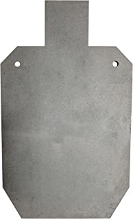 """Titan AR500 Silhouette Style Steel Plate Shooting Target 20""""x12"""" 3/8"""" Thick"""
